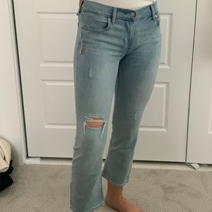 Old Navy Mid (low) Rise Flare Jeans - NWT